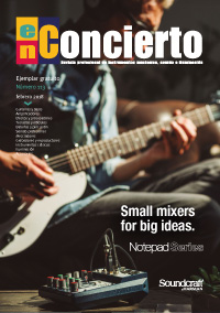Portada revista Enconcierto
